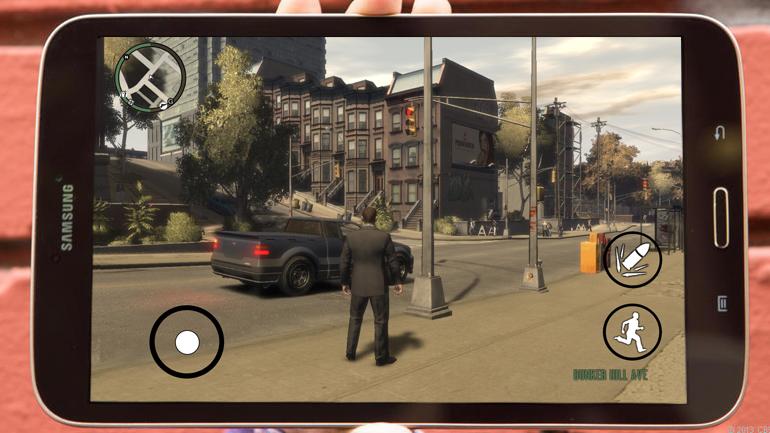 скачать игру гта на андроид телефон